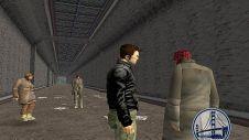Бомжи в туннеле