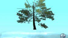 единственное дерево))