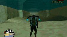 Jetpack в воде