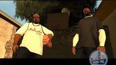Баскетбол в GTA San Andreas