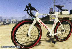 Велосипед Endurex Race Bike из GTA 5