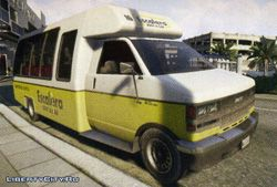 Rental Shuttle Bus из GTA 5