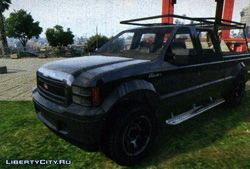 Vapid Sadler из GTA 5