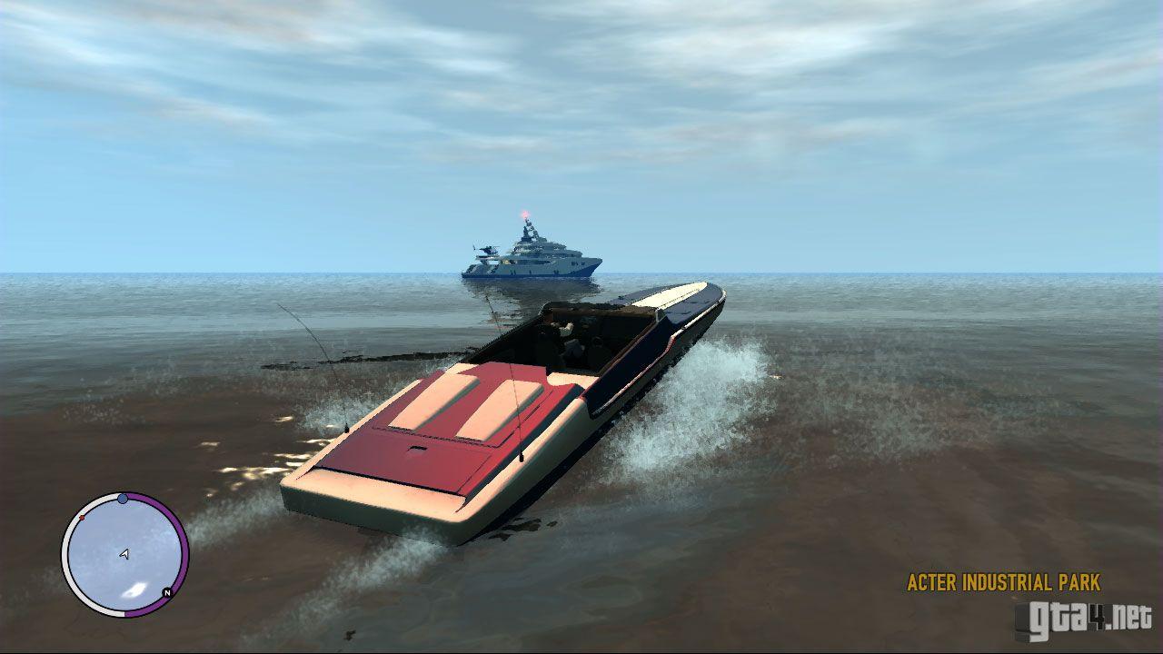 летающие лодки на дорогах