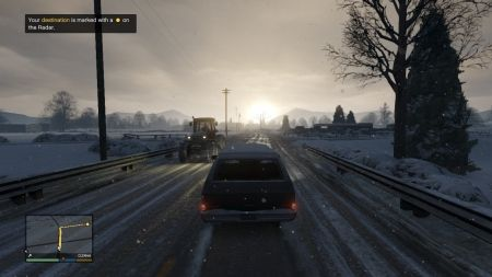 Северный Янктон (North Yankton)