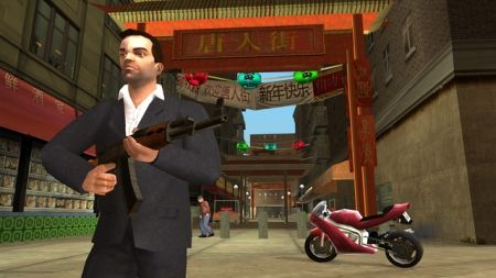 Сюрприз: GTA Liberty City Stories вышла на iOS (+трейлер)