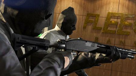 Ограбление Fleeca в ГТА Онлайн