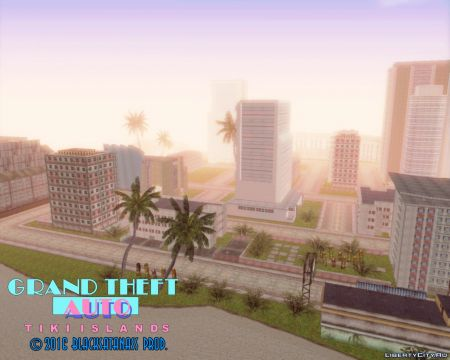 GTA: Tiki Islands