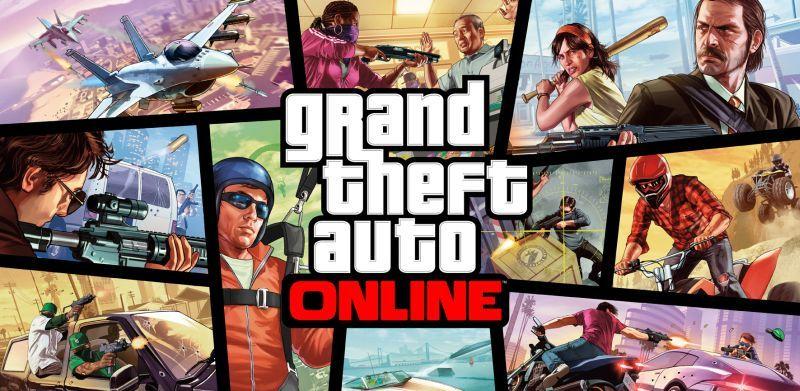 Все о GTA Online