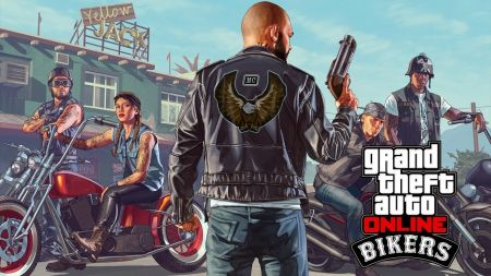 DLC Байкеры для GTA Online