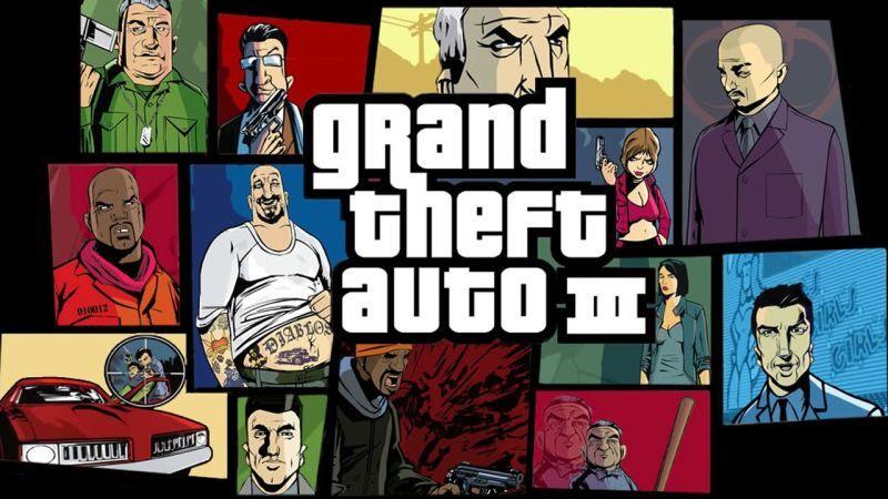 Все о GTA 3