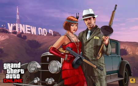 В GTA Online началось празднование Дня Святого Валентина