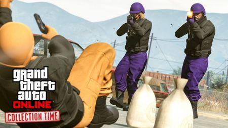 """Гайд по режиму """"Коллекторы"""" (Collectors) в GTA Online"""