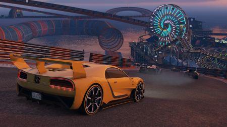 """Мероприятие """"Каскадерские гонки 2017"""" в GTA Online"""