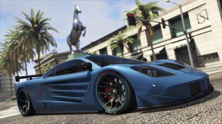 Rockstar Games рассказала о новых специальных гонках, машинах и режимах