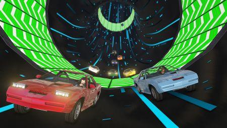 Обновление «Лихачи и трюкачи: особые гонки» для GTA Online выйдет 14 марта