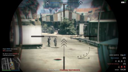 """Гайд по режиму """"Воскрешение"""" в GTA Online: тактика игры"""