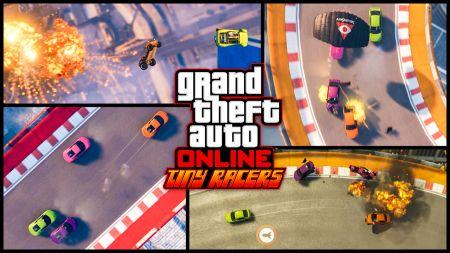 DLC Микрогонщики для GTA Online
