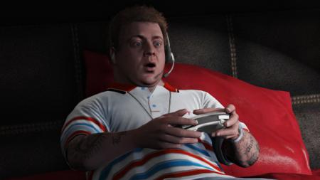 Как говорить по микрофону в GTA Online?