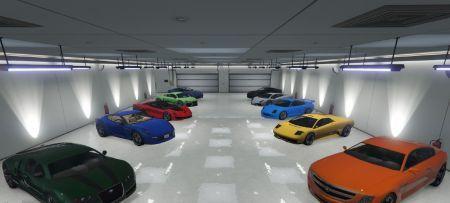 Как продать гараж или дом в GTA Online?