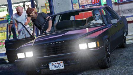 Как купить машину в GTA Online?