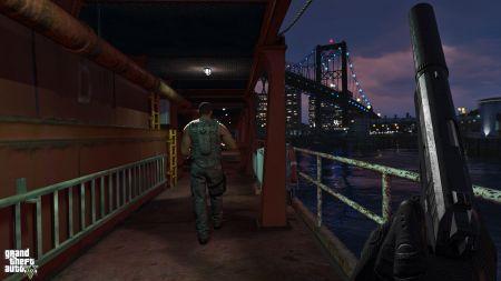 Как прокачать скрытность в GTA Online?