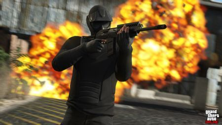 Как открыть меню взаимодействия в GTA Online?