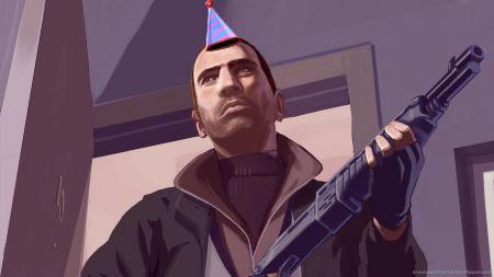 С днем рождения, GTA 4!