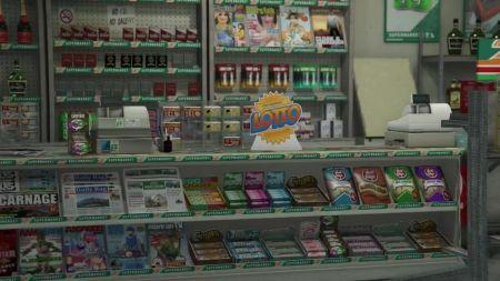 Из магазинов в GTA Online внезапно исчезли продавцы
