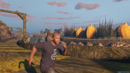 Модификацию GTA: Mushroomia перенесли в GTA 5