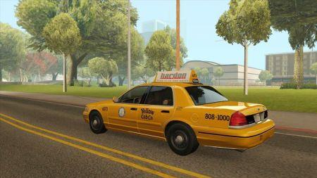 Как в GTA San Andreas вызвать такси?