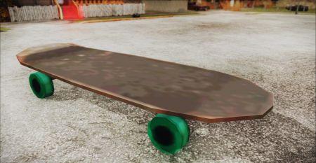Как в GTA San Andreas найти скейт?