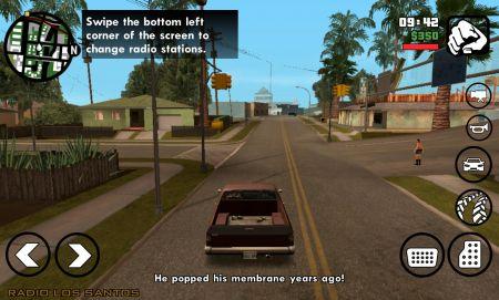 Как в GTA San Andreas на Android поставить свою музыку?