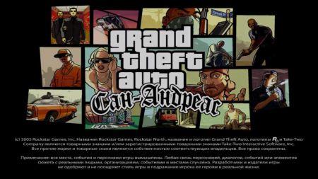 Как в GTA San Andreas настроить русский язык?