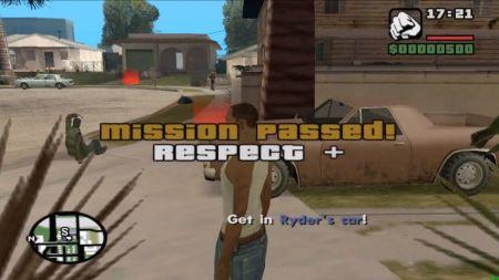 Как в GTA San Andreas начать проходить миссии?