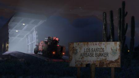Первые подробности и скриншоты обновления Gunrunning для GTA Online