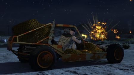 Rockstar Games рассказали о бункерах, операционных центрах и военизированных автомобилях