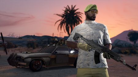 DLC Gunrunning для GTA Online