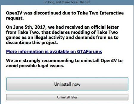 Представители Rockstar Games прокомментировали сложившуюся ситуацию с моддингом в GTA 5
