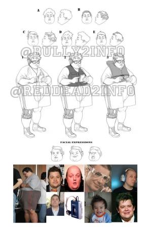 В сеть попали возможные концепт-арты Bully 2