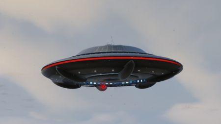 В GTA 5 найдена секретная миссия с местом крушения НЛО
