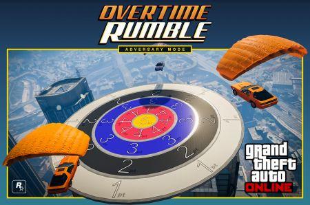 Эта неделя в GTA Online: новая машина, новый режим, бонусы и скидки