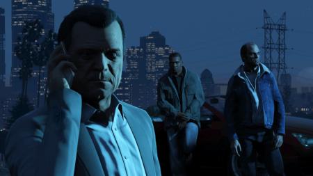 GTA 5 в PlayStation Store со скидкой 52%