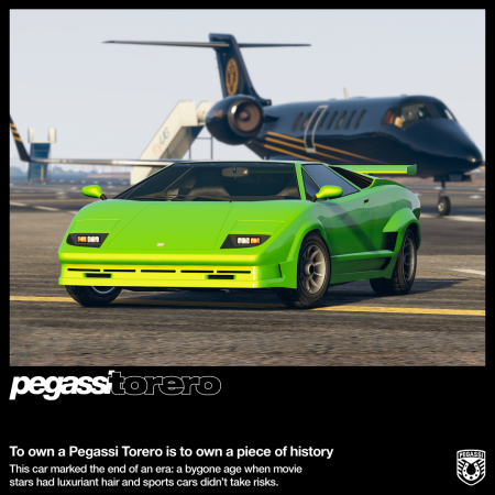"""Эта неделя в GTA Online: Pegassi Torero, """"Жажда власти"""", бонусы и скидки"""