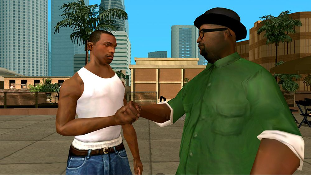 GTA San Andreas Speedrun