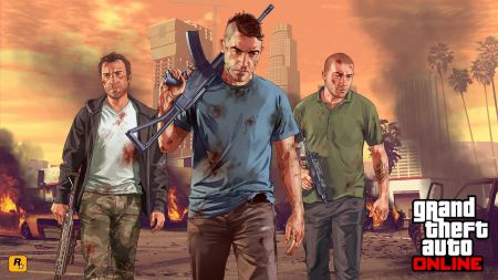 GTA Online все еще популярна, последний квартал был одним из самых успешных для онлайн-режима