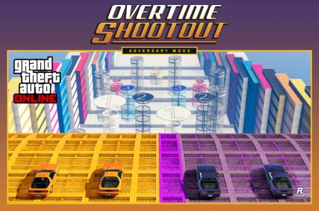 В GTA Online доступен новый автомобиль HVY Nightshark и новый режим противоборства