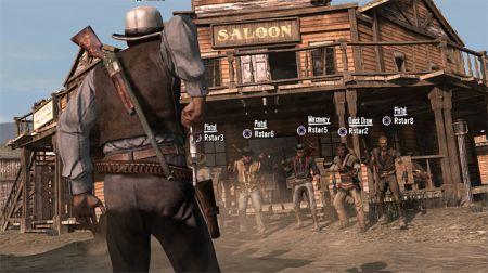 Мультиплеер в Red Dead Redemption 2