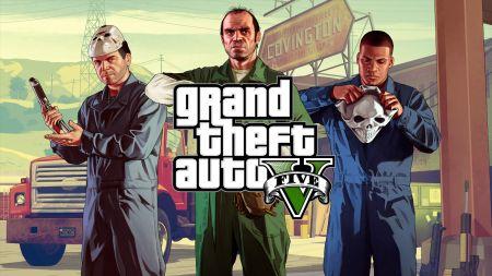 В Steam можно купить GTA 5 и GTA: San Andreas со скидкой