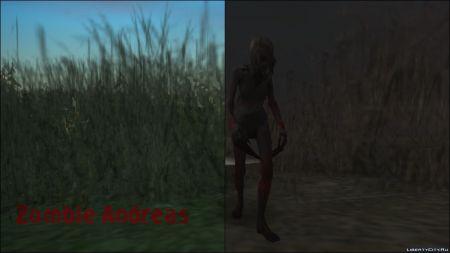 Обзор Zombie Andreas 4.0